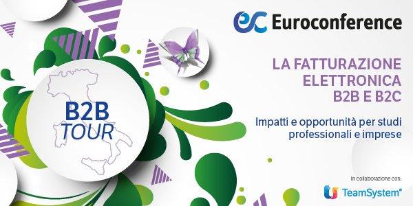 Scaduto:Evento: Convegno gratuito – La Fatturazione Elettonica B2B e BTC – Bari 20 Aprile 2018