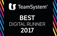 Best Digital Runner 2017 TeamSystem