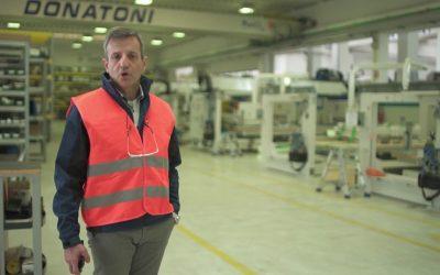 Case History Donatoni Macchine Srl – TeamSystem Enterprise