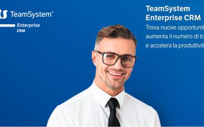 TeamSystem Enterprise CRM (webcast)